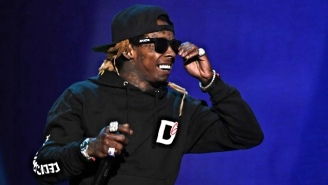 Lil Wayne's Tweets About Attending The 2018 Masters Tournament Are Better Than Golf
