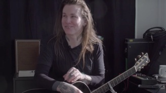 Watch Laura Jane Grace's Loving Video For 'Park Life Forever,' Done With Her Daughter