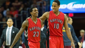 Lou Williams Says DeMar DeRozan Was His Favorite Teammate And 'The Coolest Person In The World'
