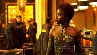 Lupita Nyong'o Of 'Black Panther' Is Reportedly John Woo's Choice To Be 'The Killer'