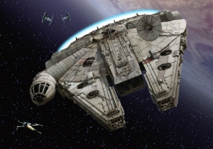 Footage From Disney's Millenium Falcon Ride Has Hit The Internet And It Looks Like A Blast