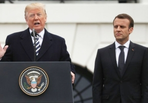 France Has Agreed To Work With The U.S. On A New Iran Deal After Trump Called The Current Deal 'Insane'