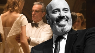 'Phantom Thread' Costume Designer Mark Bridges Didn't Keep The Jet Ski
