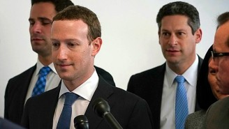Mark Zuckerberg Will Admit To Congress That Facebook Made A 'Big Mistake'