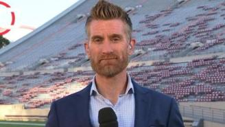 ESPN's Marty Smith Has Hair Care Tips And Stories About Dale Jr. And Tiger Woods For Days