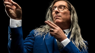 Maynard James Keenan Isn't Trying To Relive The Past: 'That's Just F*cking Pathetic'
