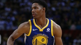 The Warriors Announced Patrick McCaw Is Out At Least Four Weeks After His Hard Fall