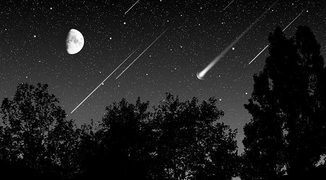 when to watch lyrid meteor shower