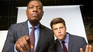 'Saturday Night Live' Stars Michael Che And Colin Jost Will Co-Host The 2018 Emmys