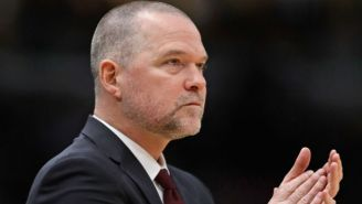 Gregg Popovich Thinks Nuggets Coach Mike Malone Is Coach Of The Year