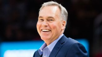 Mike D'Antoni Thought Houston Having A 50-Point Quarter Was 'Cute … Like A Triple-Double'