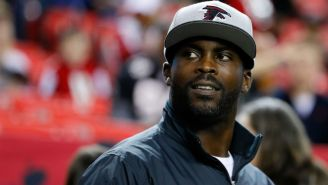Michael Vick Will Be The Offensive Coordinator For Atlanta's Newest Football Franchise