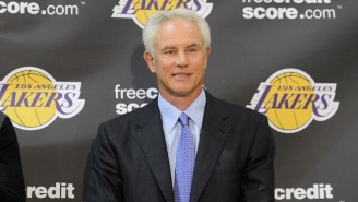 Mitch Kupchak Has Reportedly Agreed To Become The Hornets New President And General Manager
