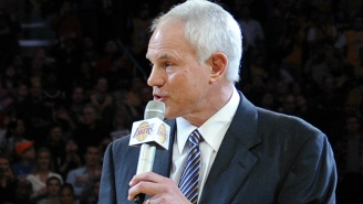 The Hornets And Mitch Kupchak Have Reportedly Made 'Significant Progress' On A Contract
