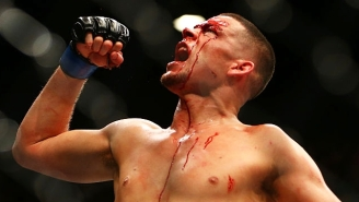 Nate Diaz Is Here To Remind You He Already 'Slapped And Punked' Both Conor McGregor And Khabib Nurmagomedov