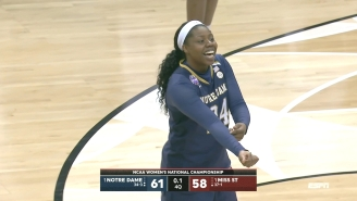 Notre Dame Stunned Mississippi State With A Buzzer-Beater To Win The NCAA Women's National Championship