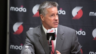 The Blazers Have Reportedly Extended Neil Olshey's Contract Through 2024