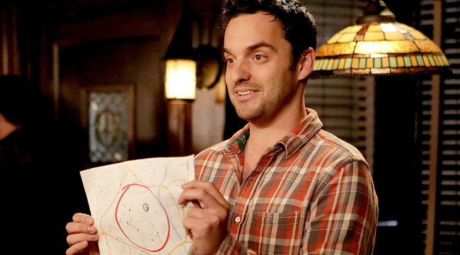 new girl nick miller tribute