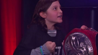 Former Tag Team Champion Nicholas Finally Got His Own Entrance Video