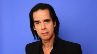 Nick Cave Is A Real Grinderman Thanks To His New Skateboard