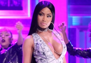 Nicki Minaj Thanks Funk Flex And Peter Rosenberg For Playing 'Chun-Li' On Hot 97
