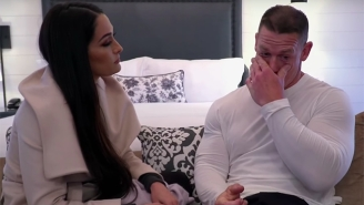 John Cena And Nikki Bella's Breakup Will Be Showcased On 'Total Bellas'