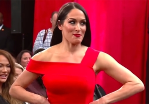 Nikki Bella's Running The 'American Ninja Warrior' Course For A Great Cause