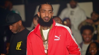 Nipsey Hussle Is Taking An Extra-Long 'Victory Lap' This Summer With An Upcoming Tour