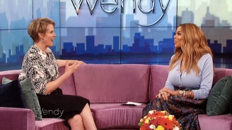 Cynthia Nixon Tells Wendy Williams That The Election Of Donald Trump Inspired Her To Run For Governor