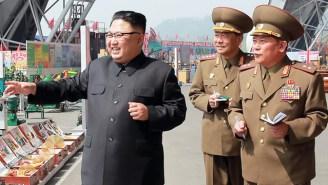 CIA Director Mike Pompeo Secretly Met With North Korean Leader Kim Jong-Un