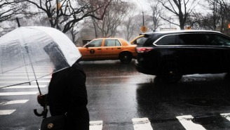 Heavy Rains Caused New York City Subways To Flood, Making Monday Morning's Commute That Much Worse