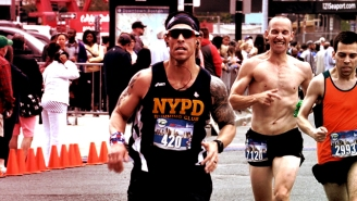 How A Love Of Running Changed One NYPD Captain's Life
