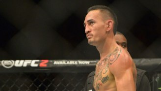 Max Holloway Has Been Pulled From UFC 226 With 'Concussion-Like Symptoms'