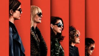 Sandra Bullock And Rihanna Plan A Heist In The Star-Studded 'Ocean's 8' Trailer