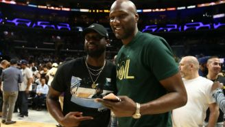 Lamar Odom Is Apparently Working Out To Stage A Comeback In Europe