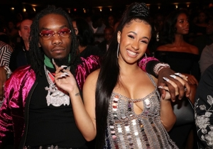 Offset Surprised Cardi B By Flying In Her Dominican Relatives To Celebrate 'Invasion Of Privacy'