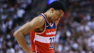 Otto Porter Jr. Is Out For The Wizards In Game 6 After A 'Small' Leg Procedure (UPDATE)