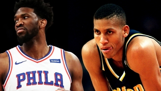 Reggie Miller And The 1996 Indiana Pacers Can Empathize With Joel Embiid And The Sixers
