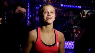 UFC Star Paige VanZant's Memoir Reveals A Heartbreaking Sexual Assault