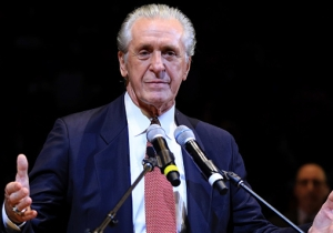 Pat Riley Says Hassan Whiteside 'Wasn't Ready [And] Wasn't In Great Shape' Against The Sixers