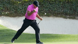 Patrick Reed Held On To Win The Masters Despite Charges From Jordan Spieth And Rickie Fowler