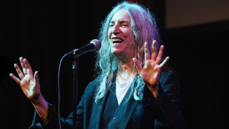 Patti Smith Peels Back The Curtain On Her Incredible New 'Horses' Concert Documentary