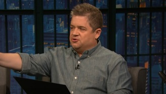 Patton Oswalt Reads From Michelle McNamara's Book To Commemorate The Golden State Killer's Arrest