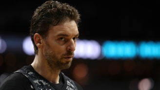 Pau Gasol Will Reportedly Join The Bucks After Getting Bought Out By The Spurs
