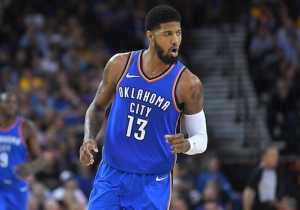 Paul George Asked Billy Donovan To Stop Running Plays For Him Last Season