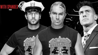 McMahonsplaining, The With Spandex Podcast Episode 36: EC3 And Breezango