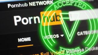 Why PornHub Accepting Cryptocurrency Is A Big, Big Deal