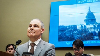 EPA Chief Scott Pruitt Used A Loophole In The Safe Drinking Water Act To Give Hefty Raises To Two Aides