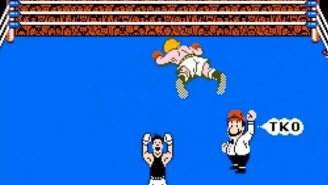 Someone Beat 'Mike Tyson's Punch-Out!!' Blindfolded In World Record Time