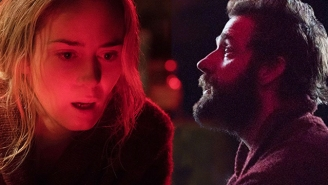 Relentlessly Fun And Tense, 'A Quiet Place' Might Make You Spill Popcorn All Over Yourself